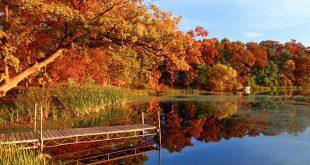 بهترین مکان برای مسافرت خارجی در پاییز