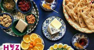 صبح ناشتا برای لاغری چه بخوریم